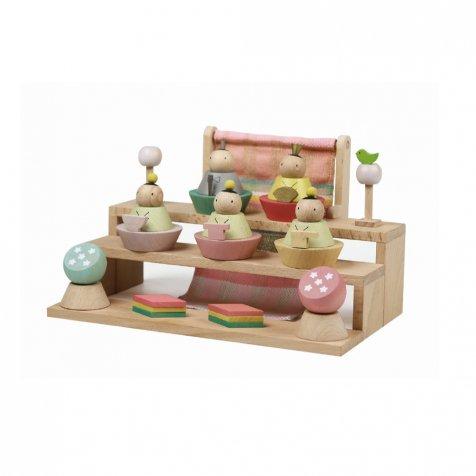 【2月17日までの限定ご予約販売】hinaningyo(ひなにんぎょう)雛人形