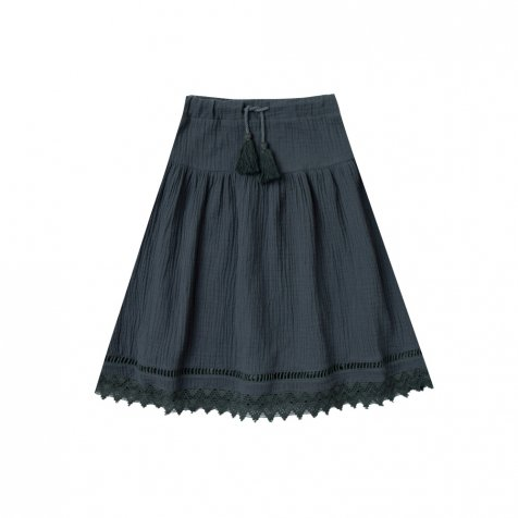 【40%OFF】mila maxi skirt storm
