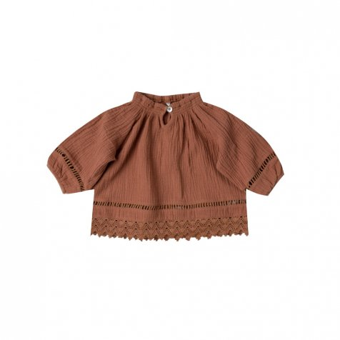 【40%OFF】quincy blouse passionfruit