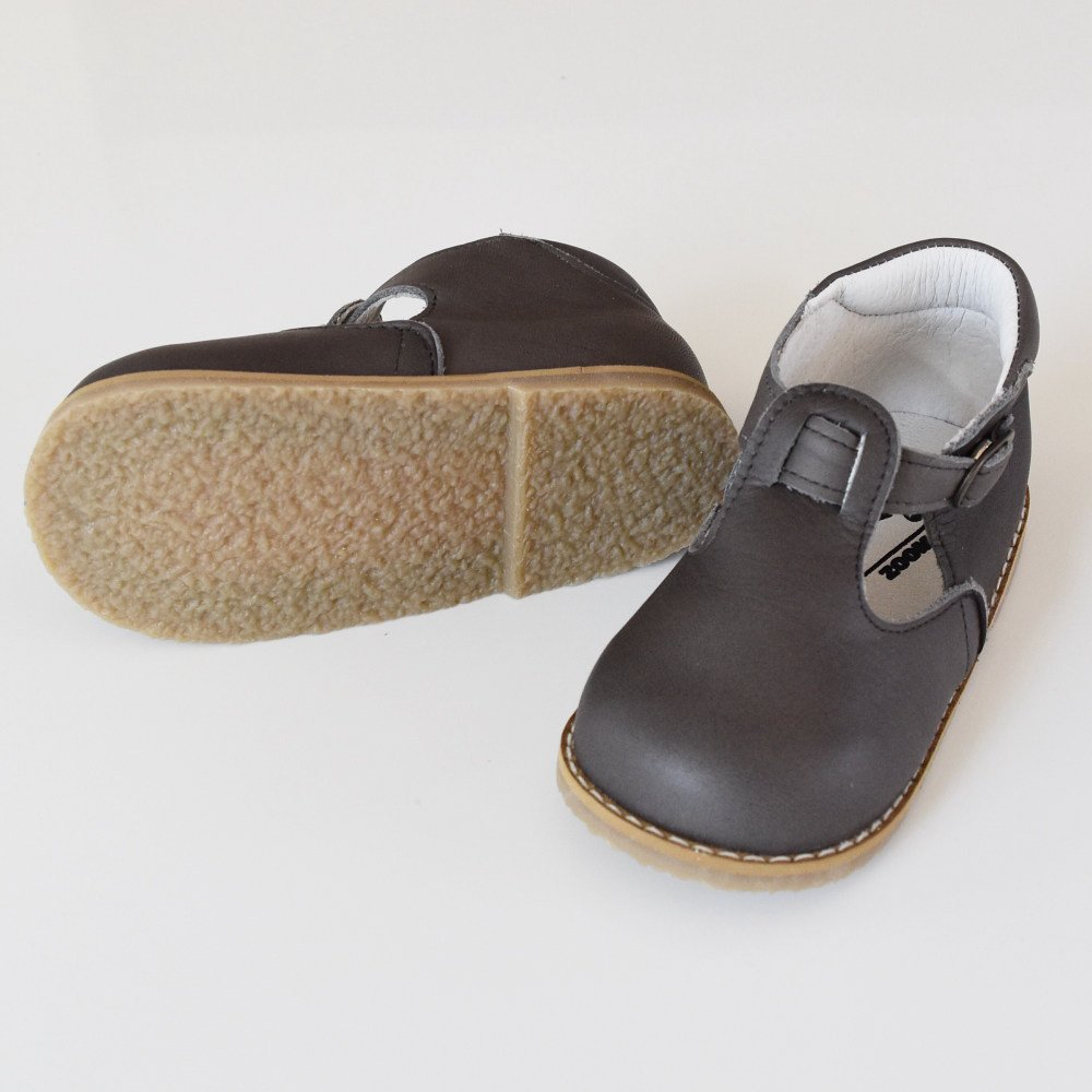 【SUMMER SALE 20%OFF】 Baby T-Strap GREGE img1