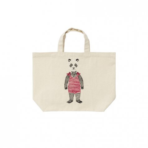 Tote Bag Panda Bear