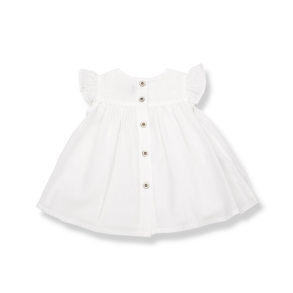 【50%OFF】OLIVIA dress off-white img1