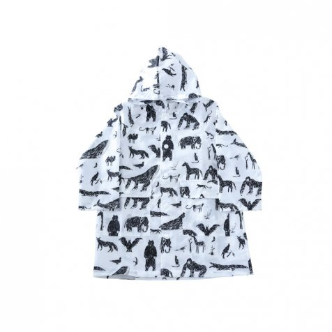 Geometry Raincoat Animal