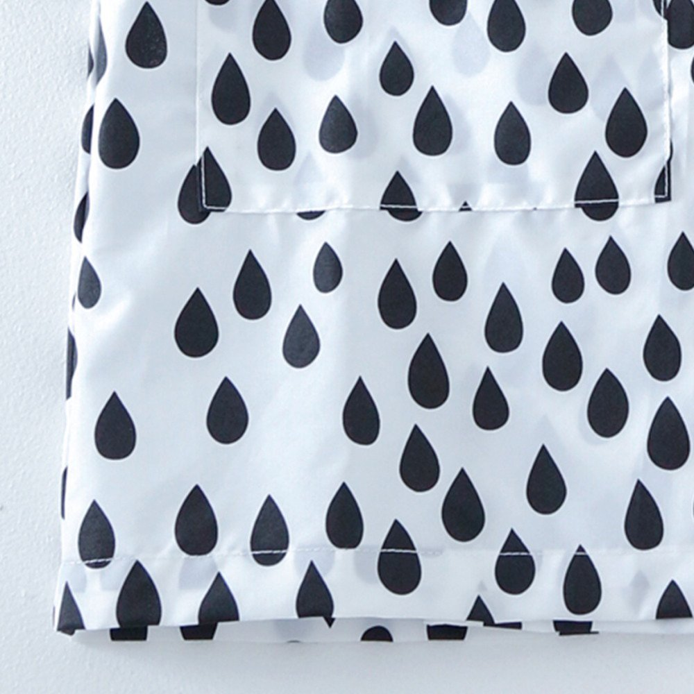 Geometry Raincoat Drop img3