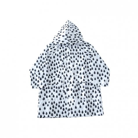 Geometry Raincoat Drop