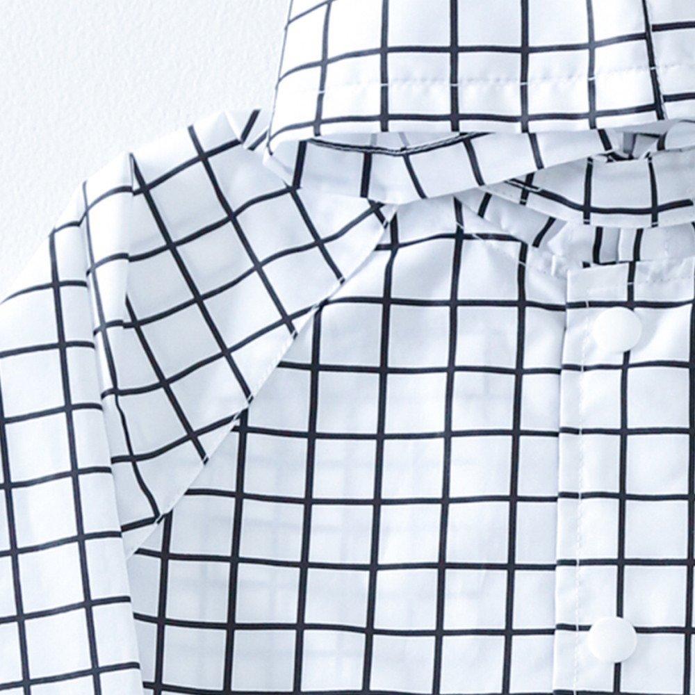 Geometry Raincoat Grid img1