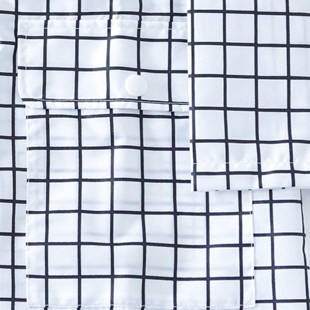 Geometry Raincoat Grid img2