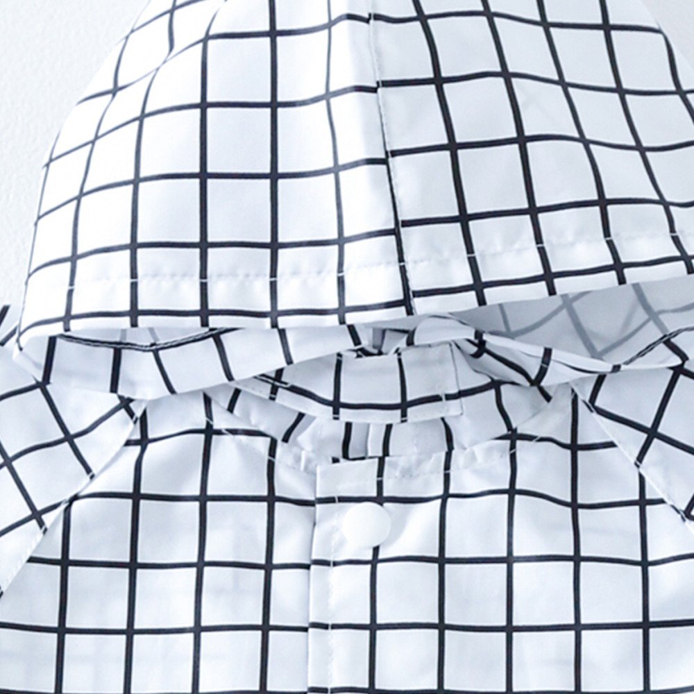 Geometry Raincoat Grid img4