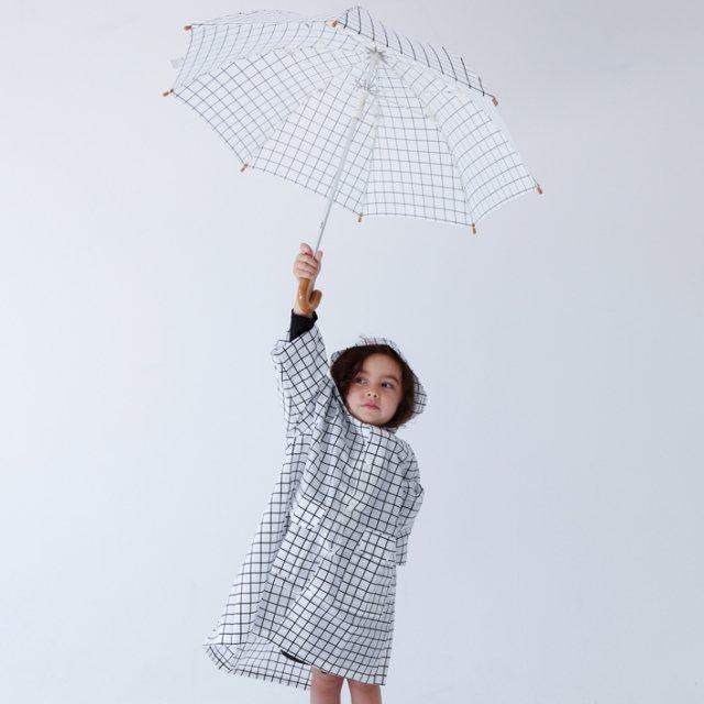 Geometry Raincoat Grid img6