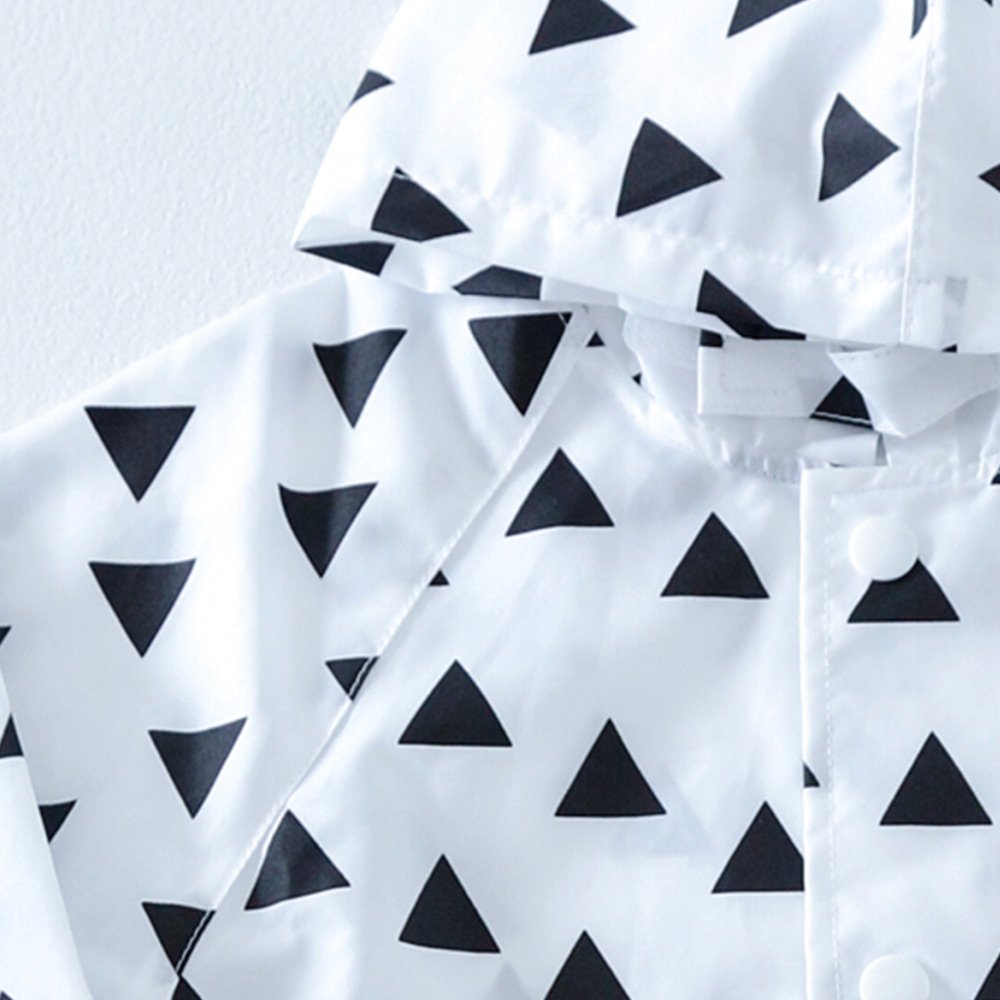 Geometry Raincoat Triangle img1
