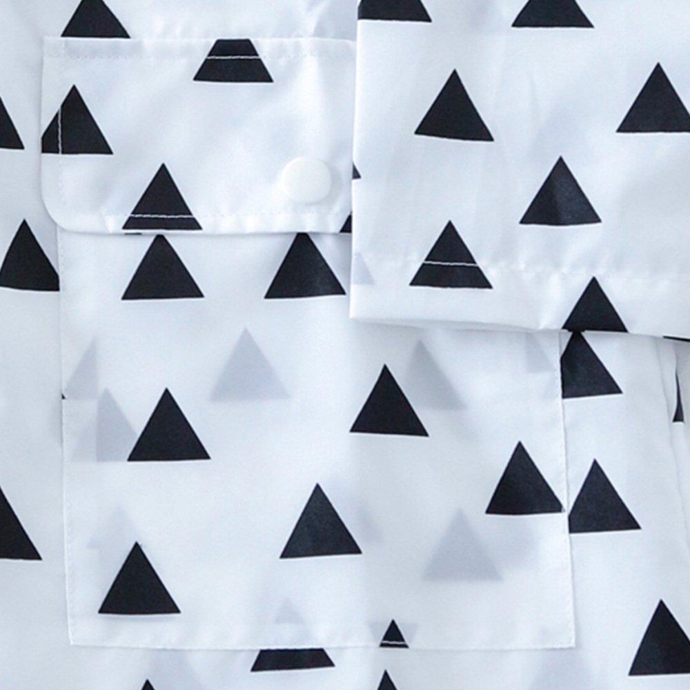 Geometry Raincoat Triangle img2