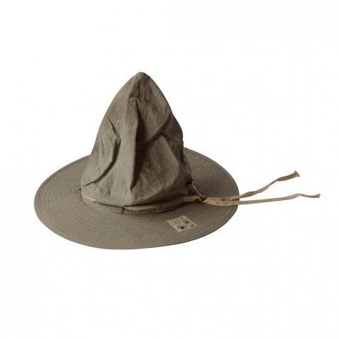 【40%OFF】The Camper Hat Organic Linen