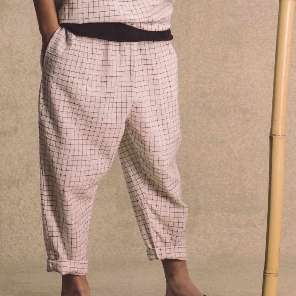 【SUMMER SALE 20%OFF】 Tateyoko pants img