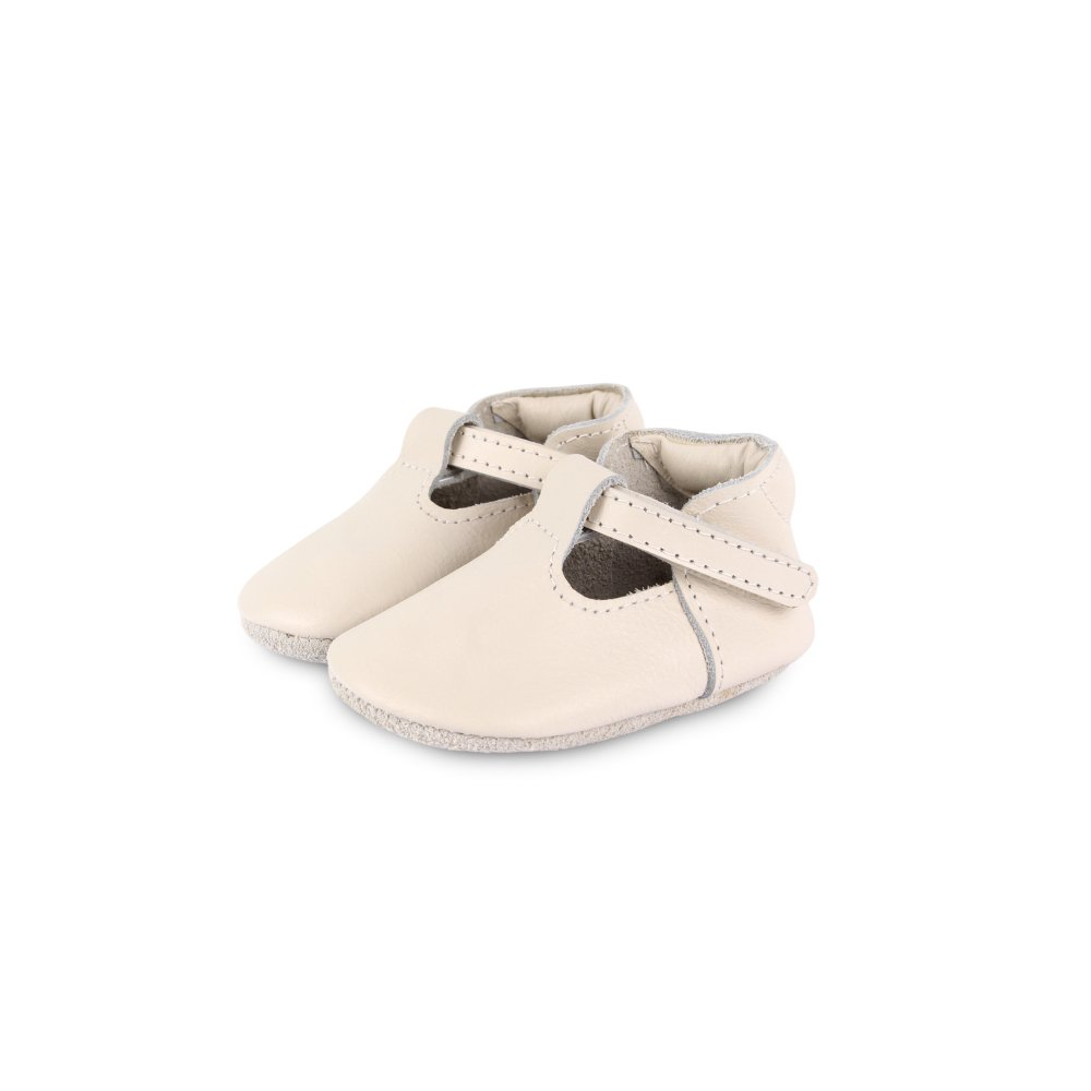 【SUMMER SALE 20%OFF】 Elia Off White Leather img