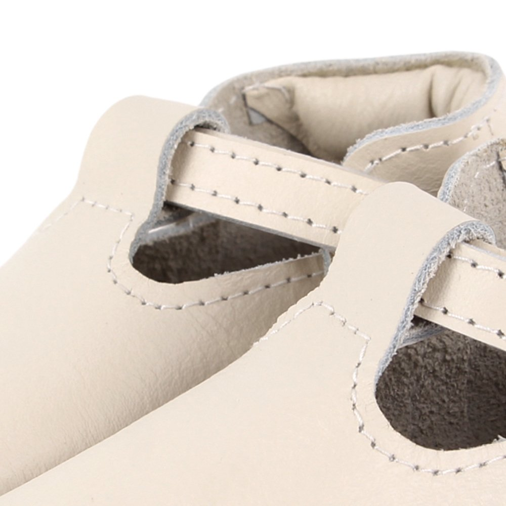 【SUMMER SALE 20%OFF】 Elia Off White Leather img1