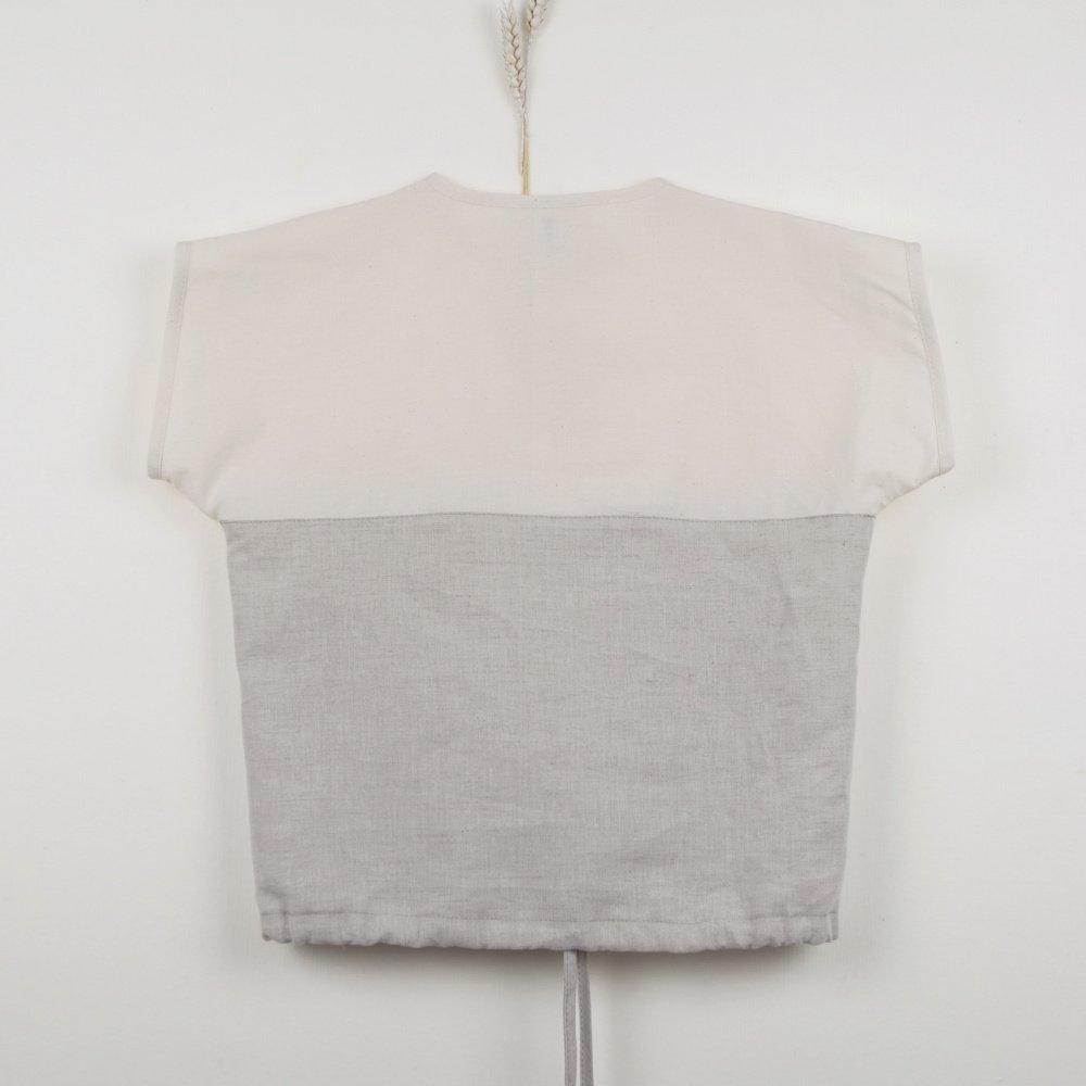 Natural-coloured yolk shirt img3