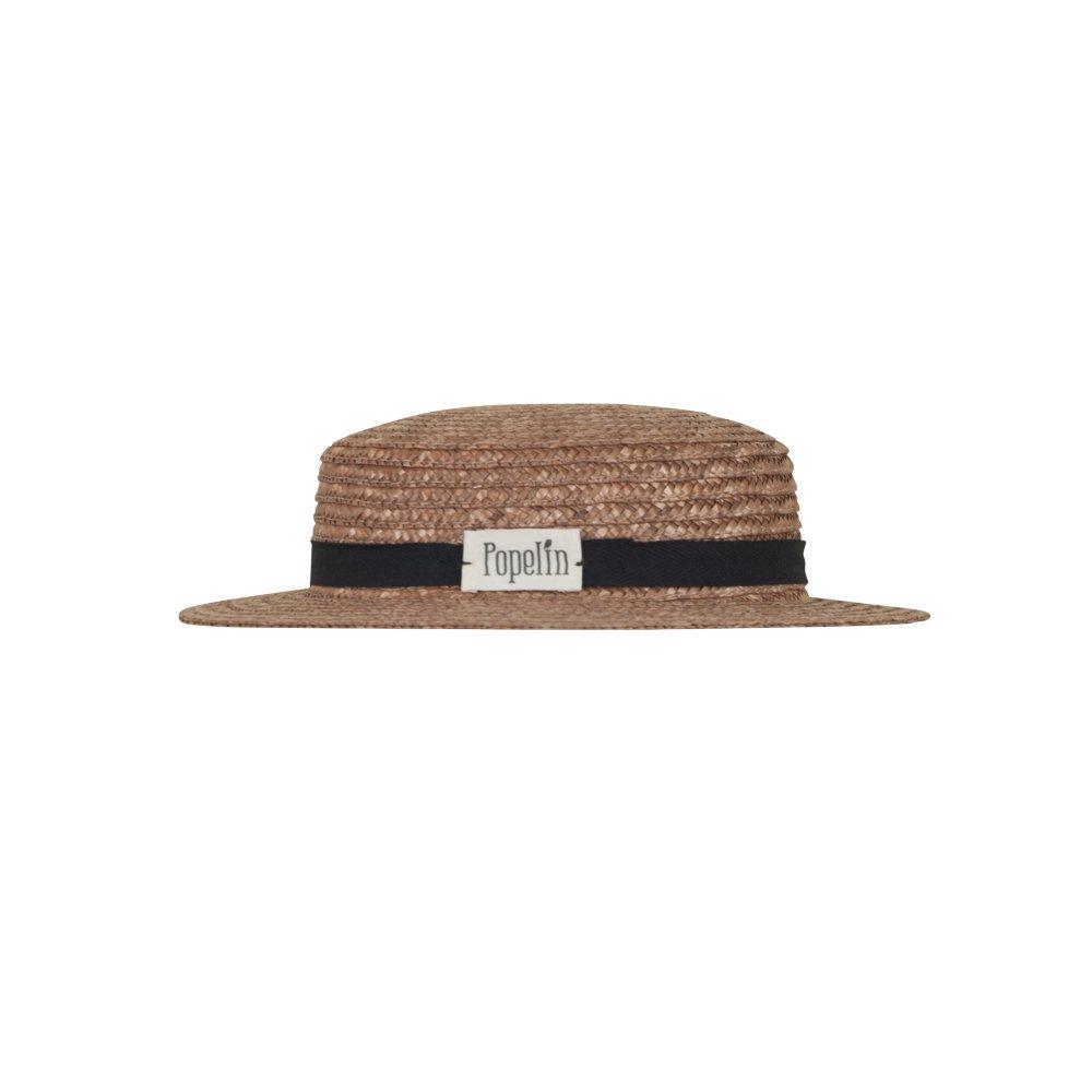 Dusty pink straw hat img