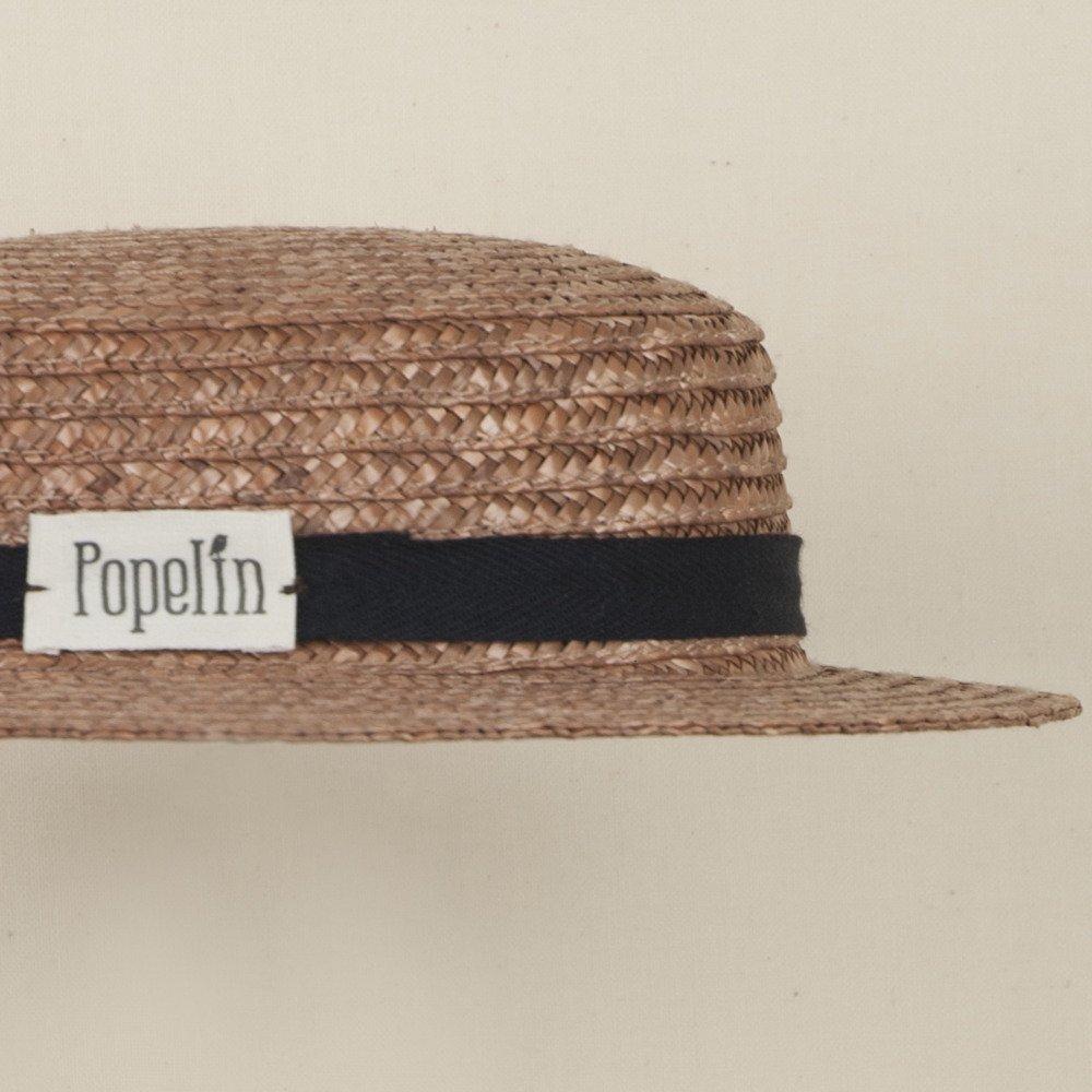 Dusty pink straw hat img2