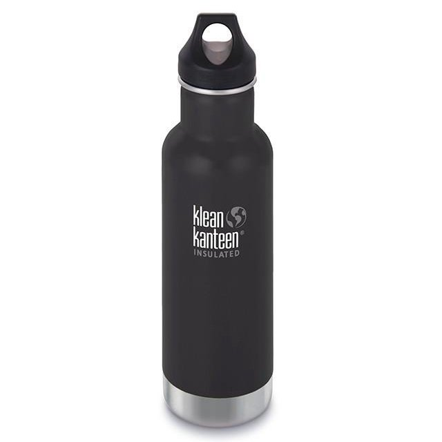 Inslated Classic bottle 20oz Black img1