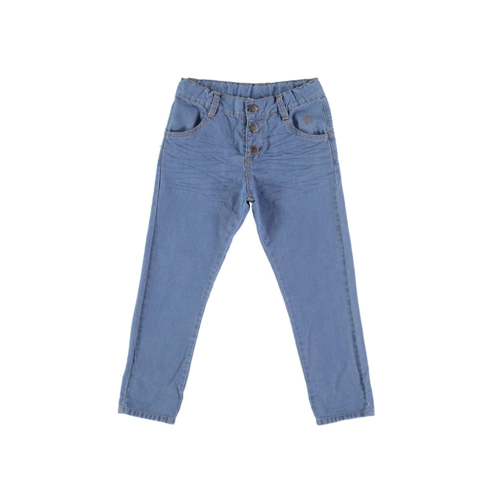 S12319. Recycled denim trousers img