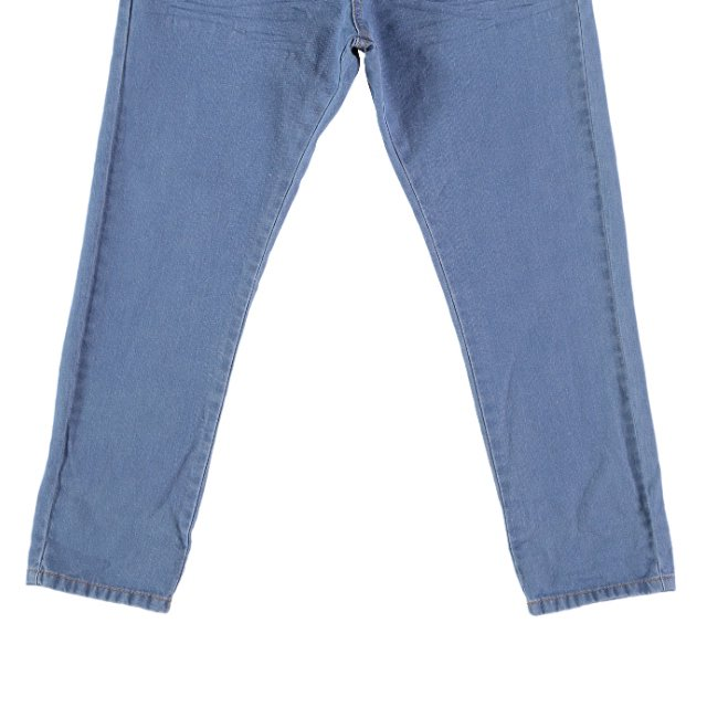 S12319. Recycled denim trousers img2