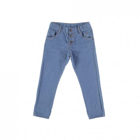 S12319. Recycled denim trousers