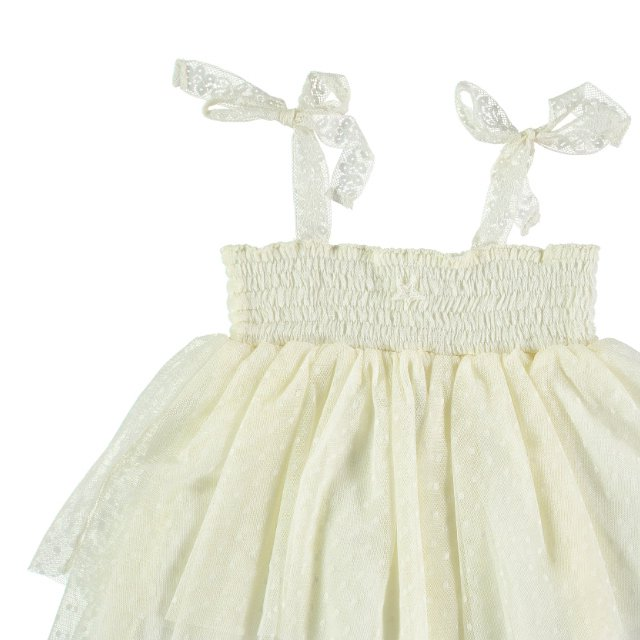 S30219. Tulle baby dress img2