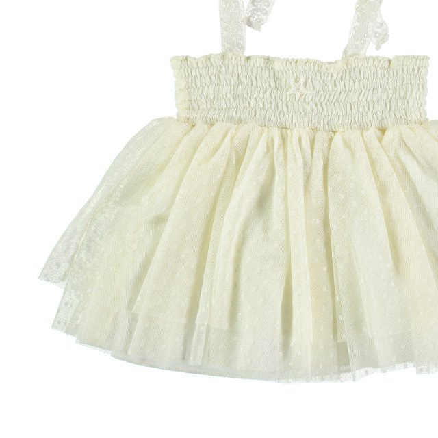 S30219. Tulle baby dress img3