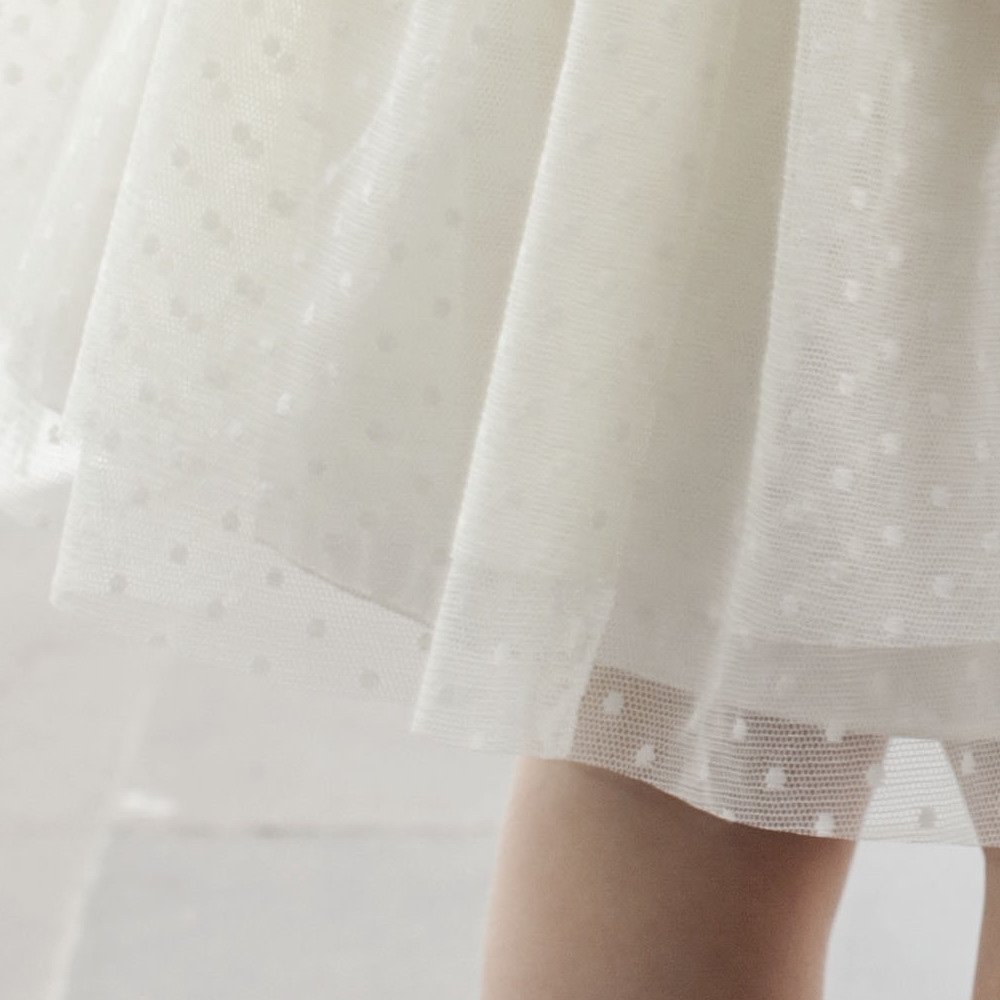 S30219. Tulle baby dress img6