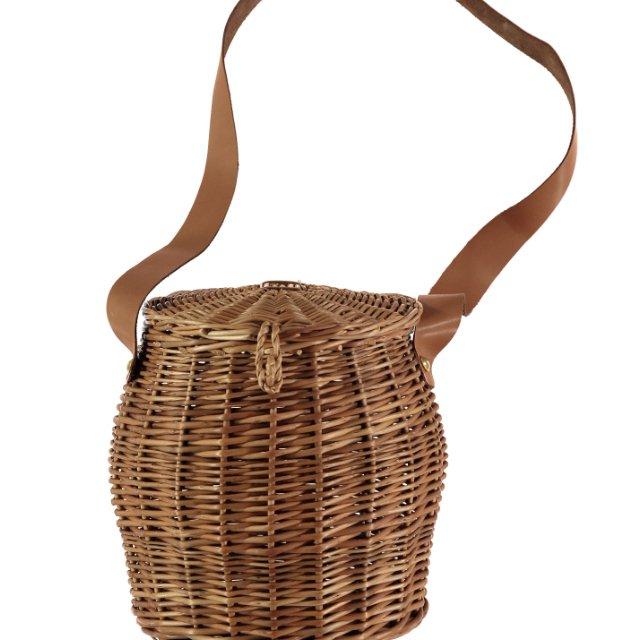 S74119. Birkin straw bag img1