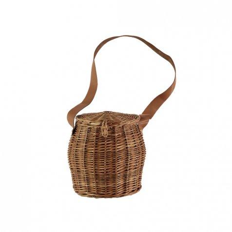 【SUMMER SALE 20%OFF】 S74119. Birkin straw bag