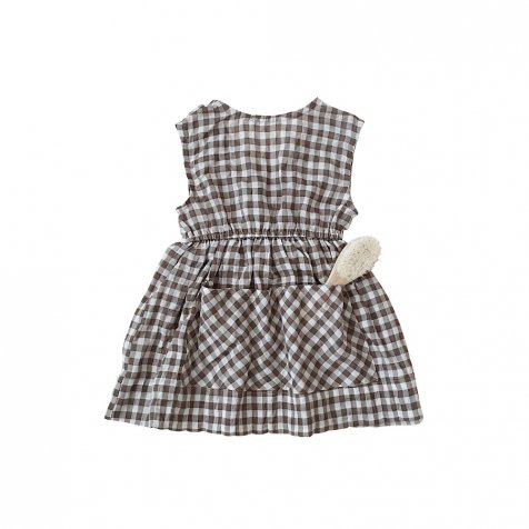 【20%OFF】Orla Dress Gingham