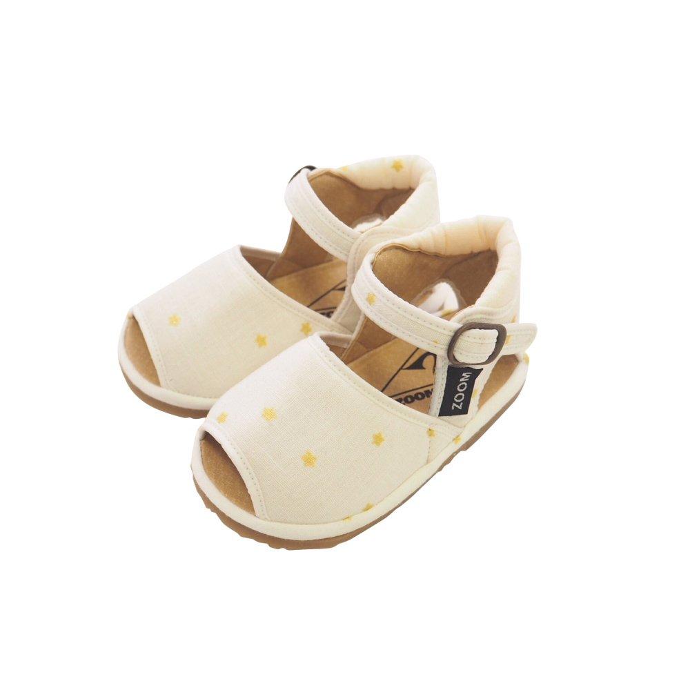 【SUMMER SALE 20%OFF】 Check & Stripe Star Sandal GOLD img1