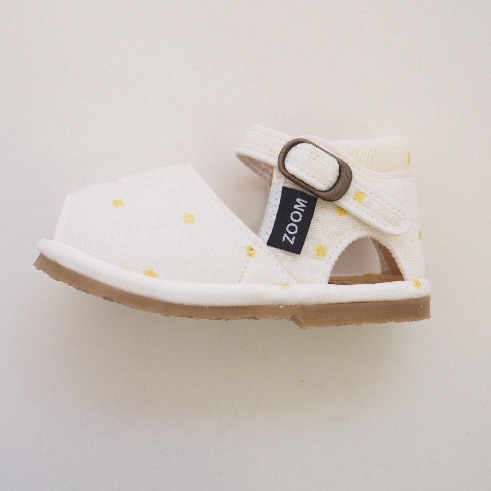 【SUMMER SALE 20%OFF】 Check & Stripe Star Sandal GOLD img2