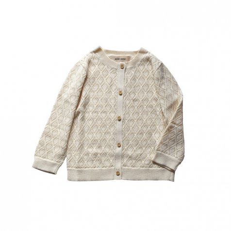Diamond cardigan Cream