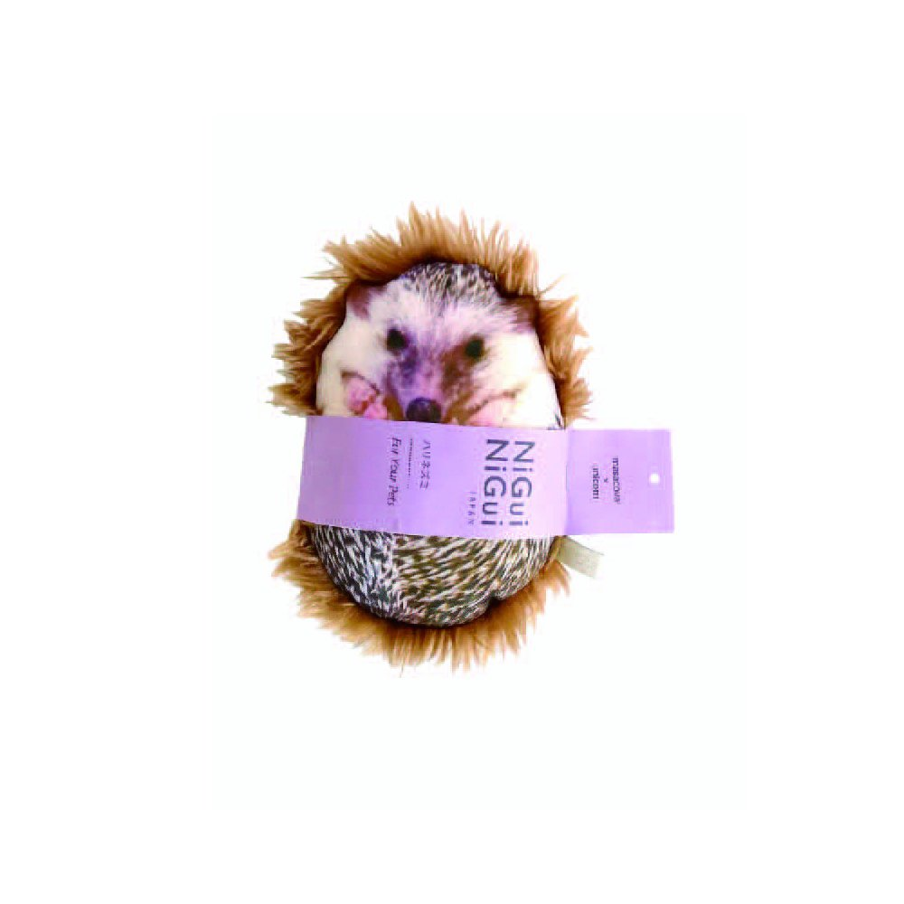 NiGuiNiGui にぎにぎ Hedgehog img