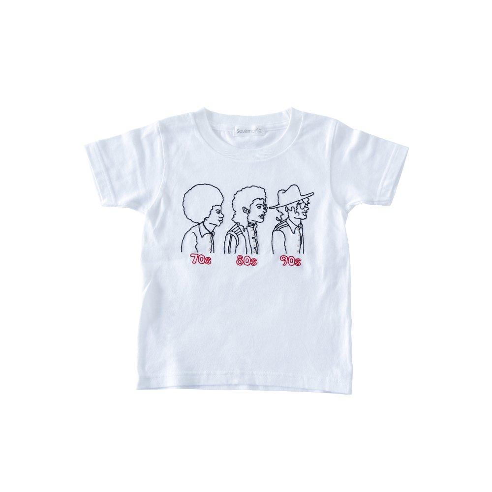 70s 80s 90s T-Shirt white img