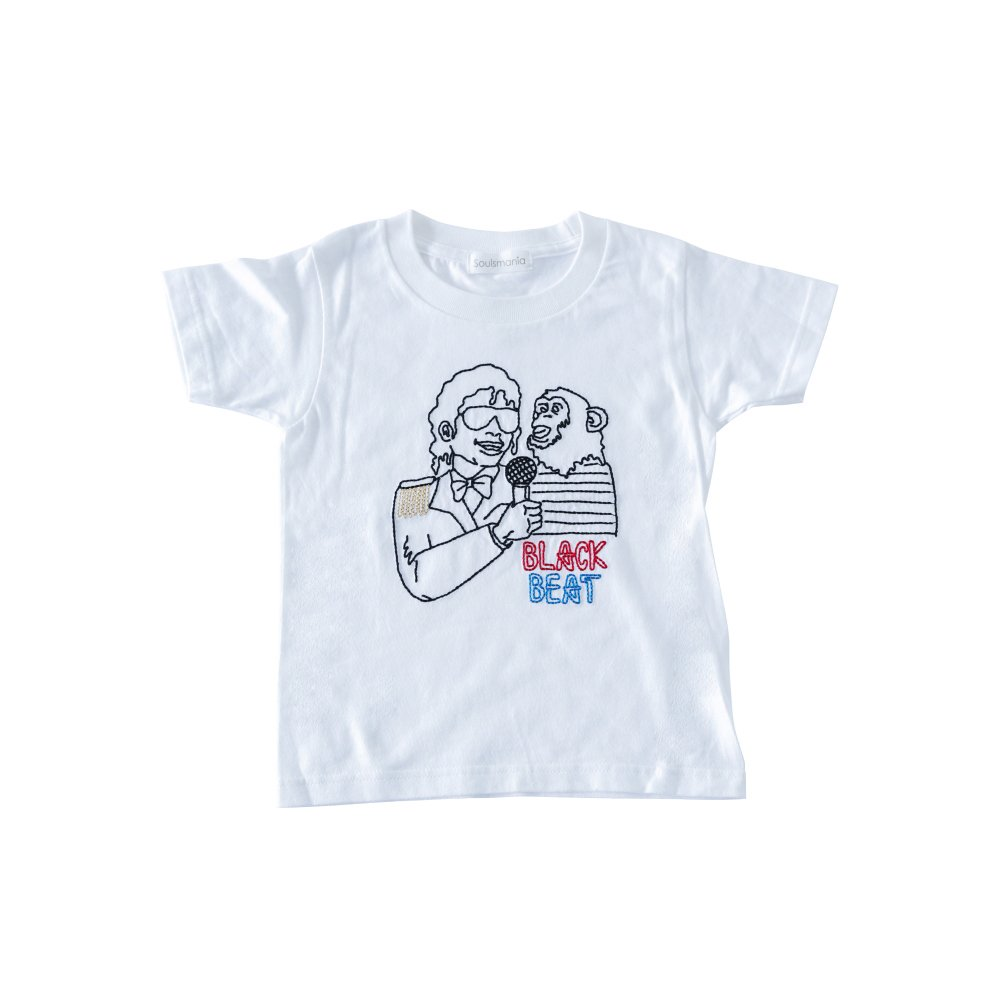 BLACKBEAT T-Shirt white img
