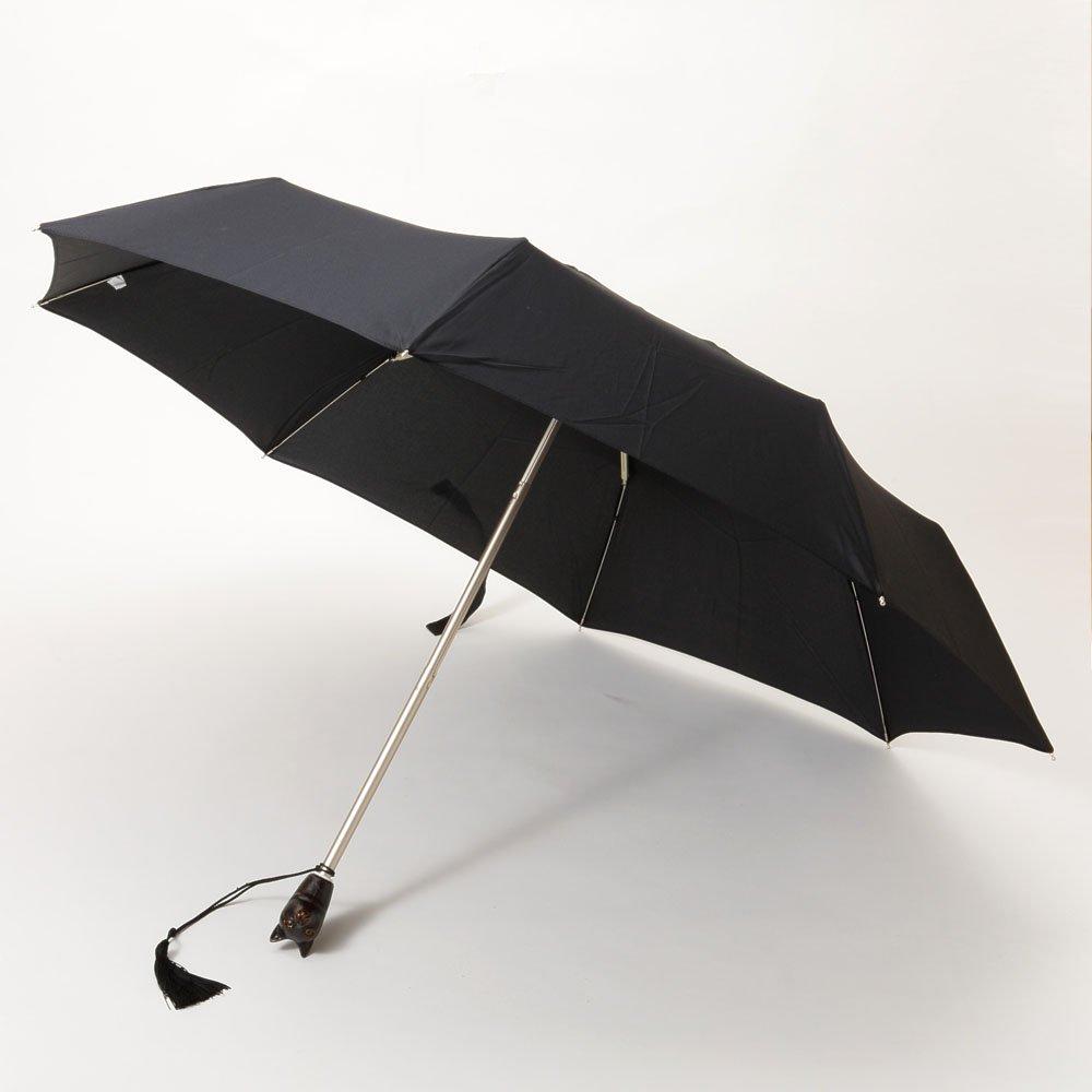 folding umbrella 晴雨兼用折りたたみ傘 cat noir img9