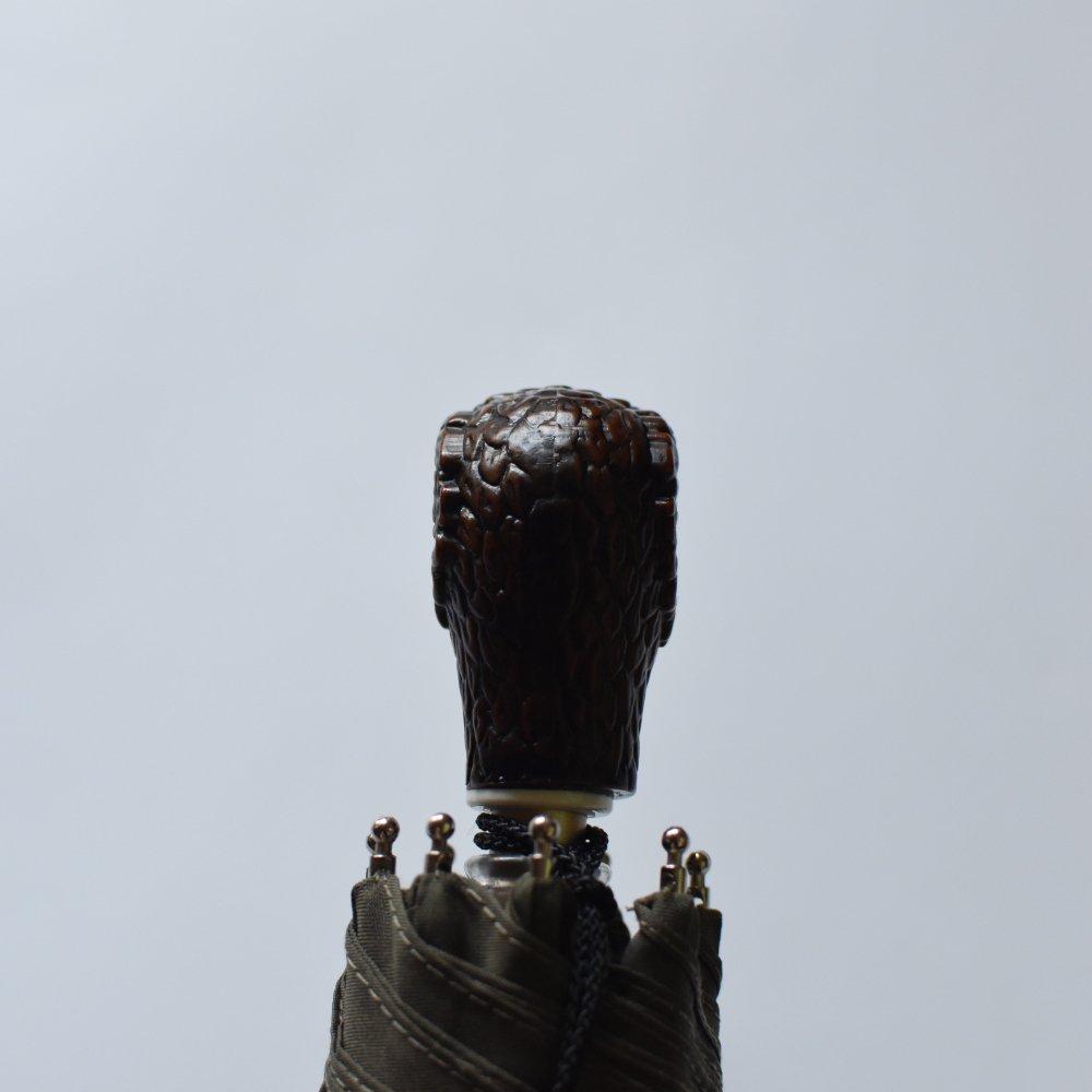 folding umbrella 晴雨兼用折りたたみ傘 duck kahki img5