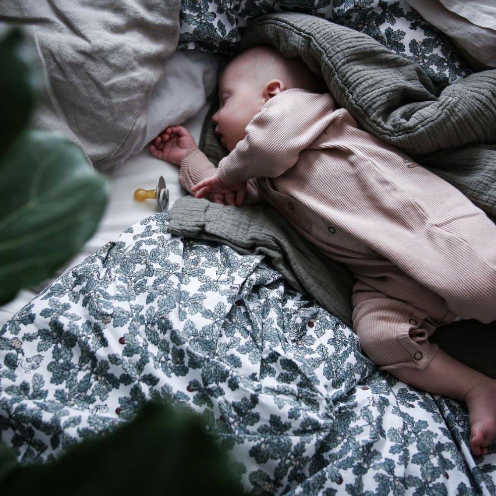 【追加販売】Woodlands Filled Blanket img7