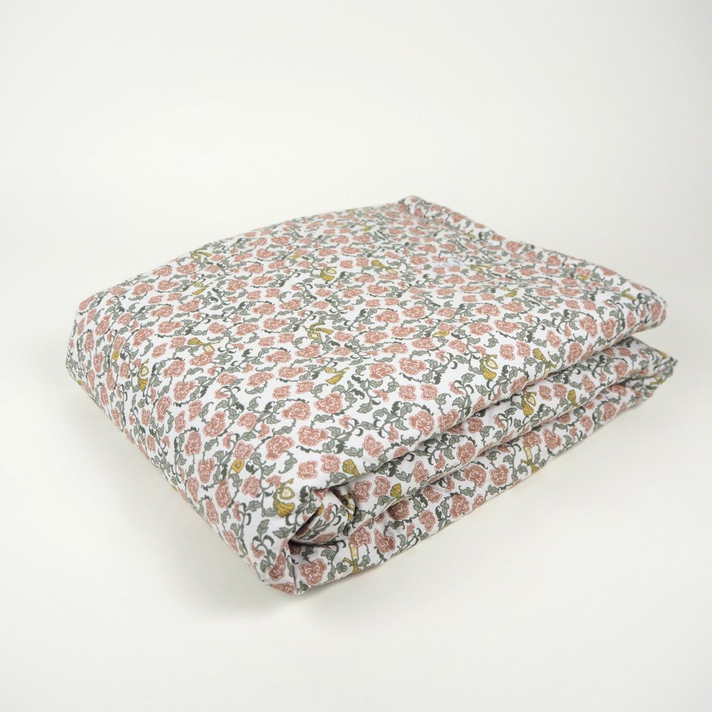 【追加販売】Floral Vine Filled Blanket img7