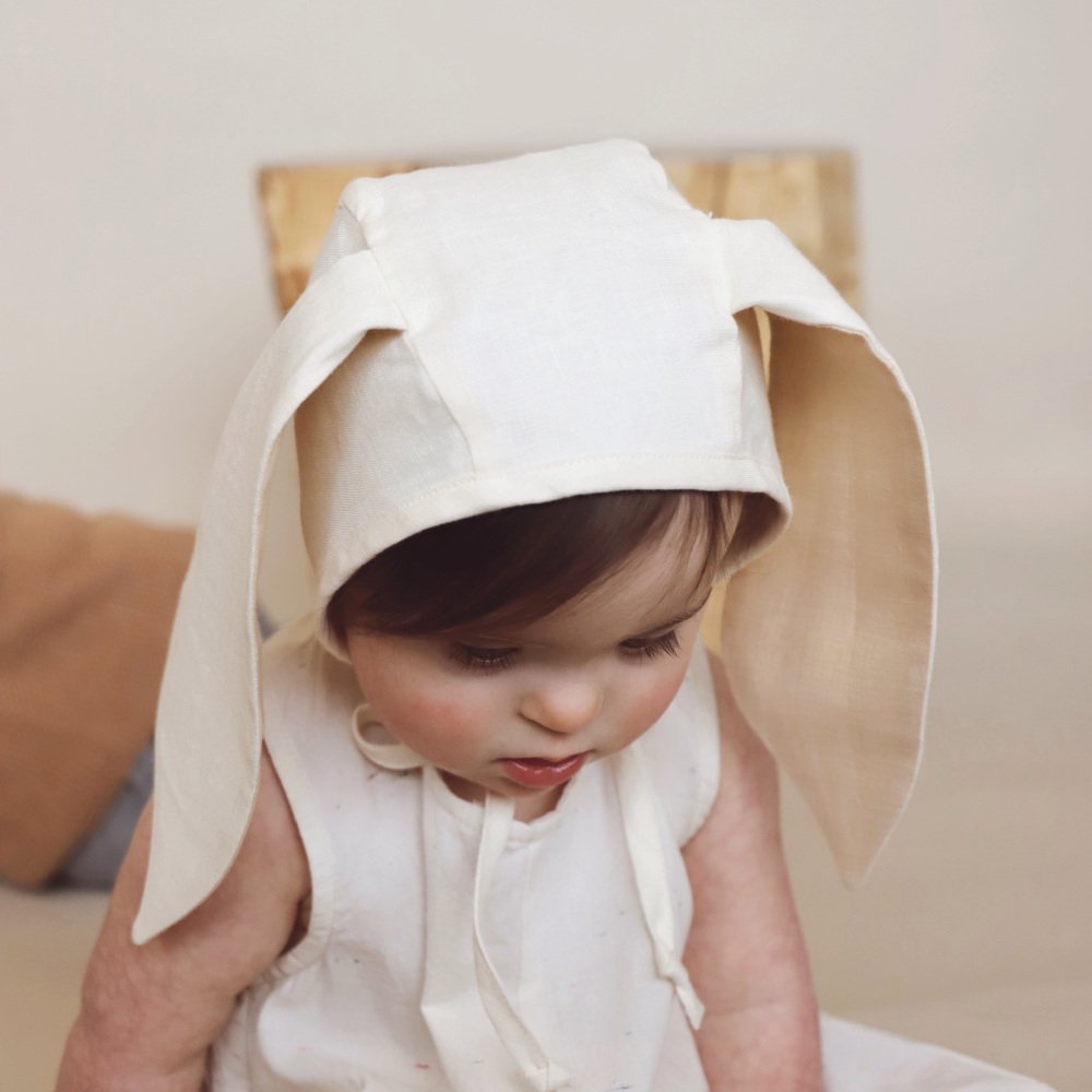 【20%OFF→30%OFF】 Animal bonnet Bunny img3
