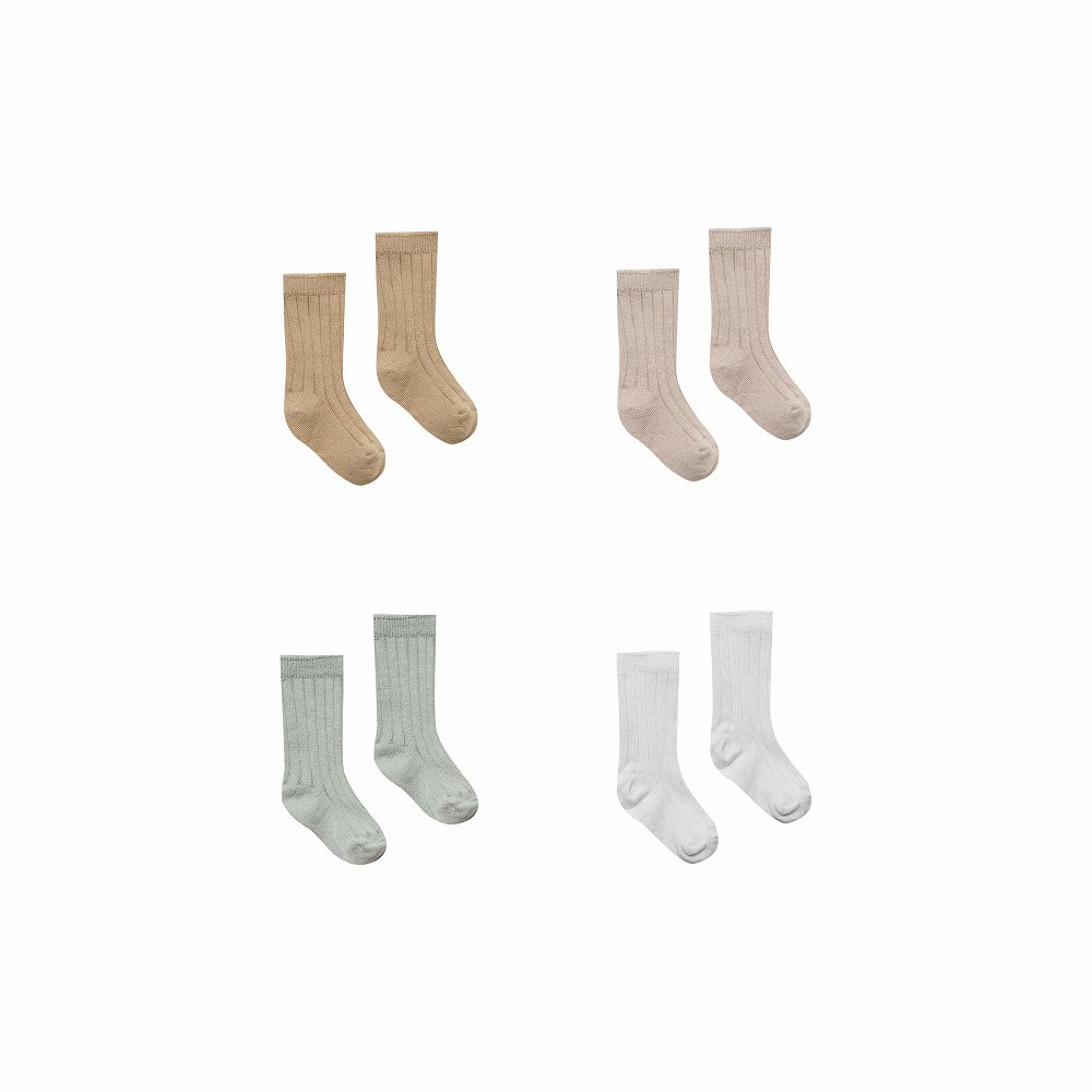 【25%OFF】4 Pack of Socks (1 of each color) A img1