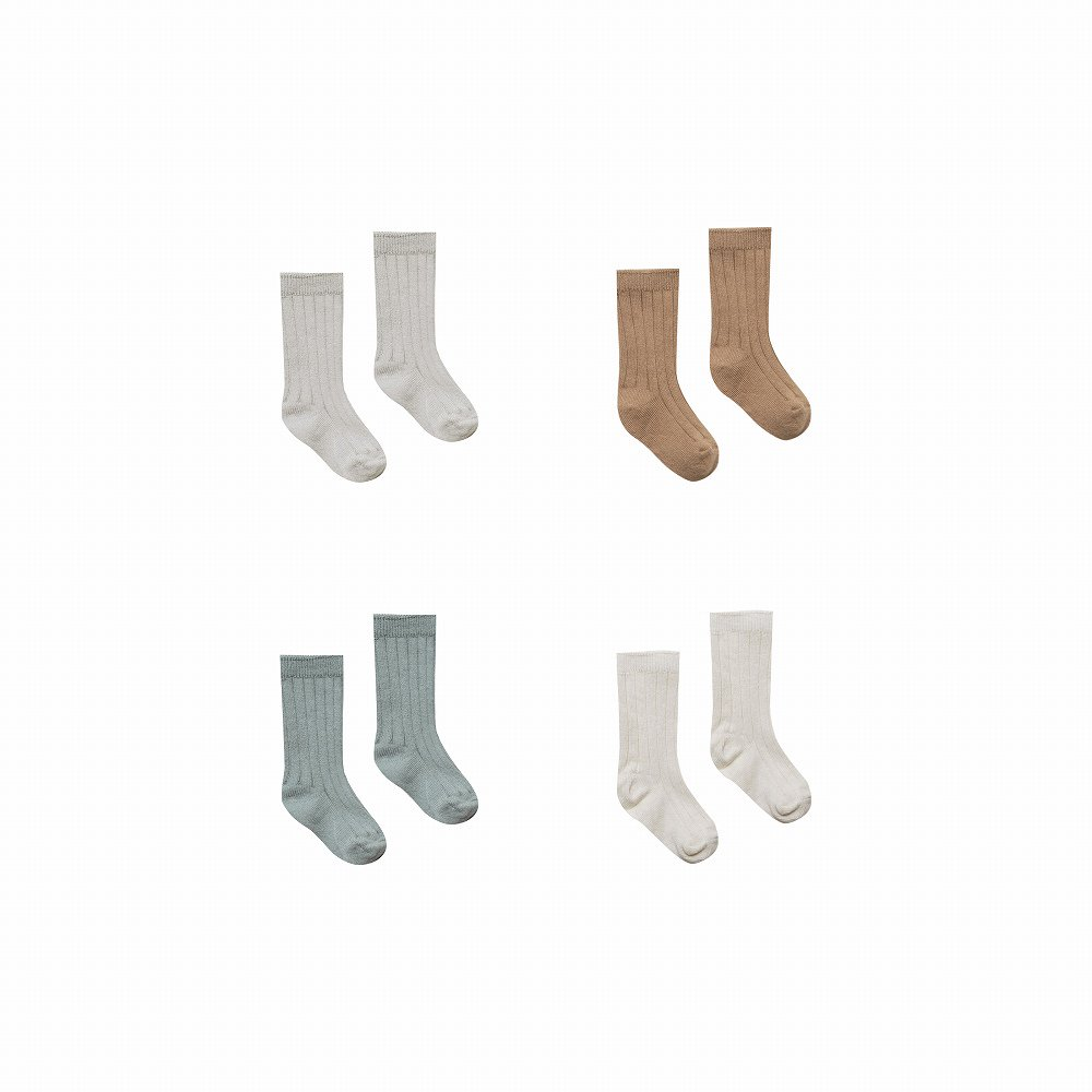 【25%OFF】4 Pack of Socks (1 of each color) B img1