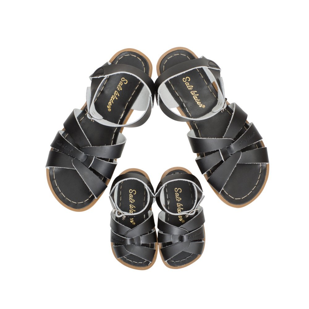 【30%OFF】Salt-Water Original Sandal Black img1