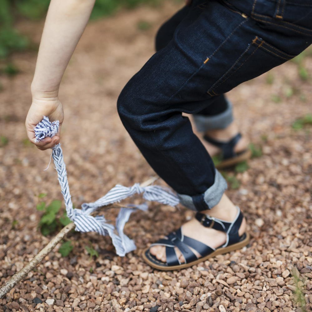 【SUMMER SALE 20%OFF】 Salt-Water Original Sandal Black img6