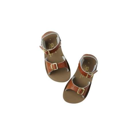Salt-Water SunSan Surfer Sandal Tan
