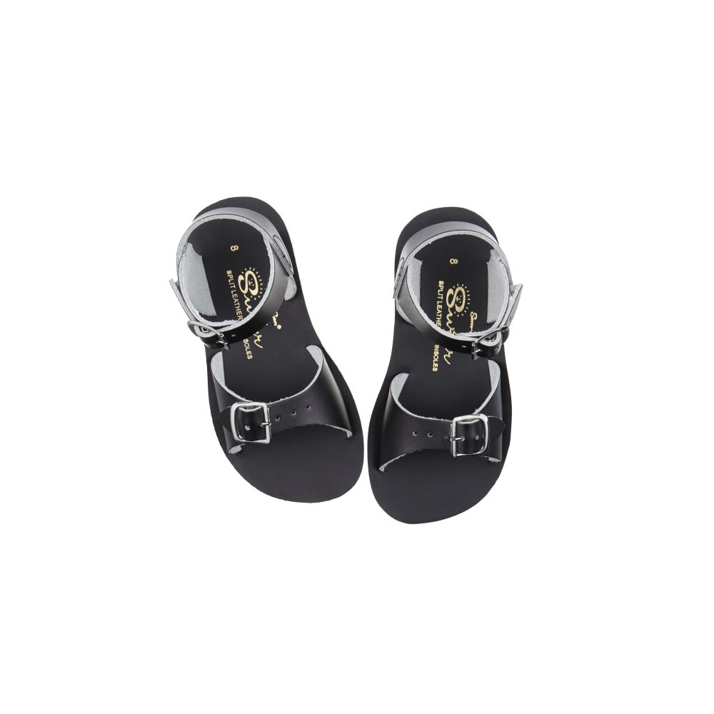 【SUMMER SALE 20%OFF】 Salt-Water SunSan Surfer Sandal Black img