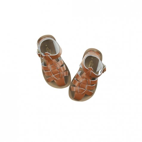【4月22日22時販売開始】Salt-Water Shark Sandal Tan